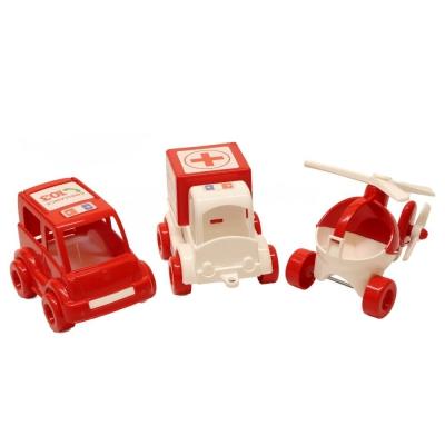 """Набор машинок Kid cars Скорая (39549) купить в магазине """"Пустун"""""""