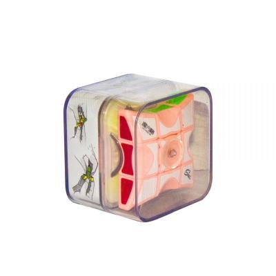 """Кубик Рубика Спиннер (розовый) 1х3х3 купить в магазине """"Пустун"""""""