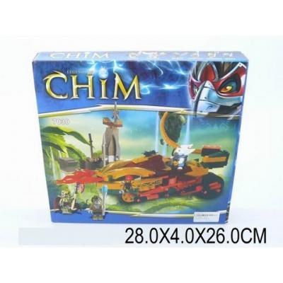 """Конструктор Legends of Chim: машина скорпион купить в магазине """"Пустун"""""""