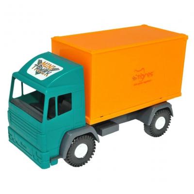 """Машинка Mini truck Контейнеровоз (39687) купить в магазине """"Пустун"""""""