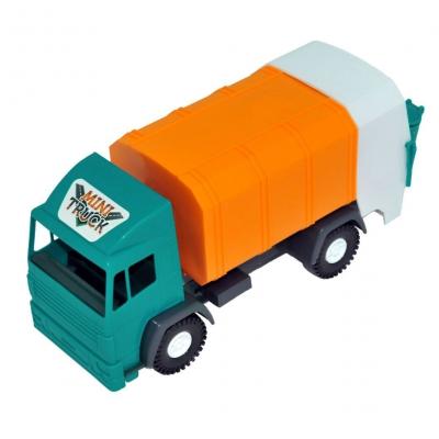 """Машинка Mini truck Мусоровоз (39688) купить в магазине """"Пустун"""""""