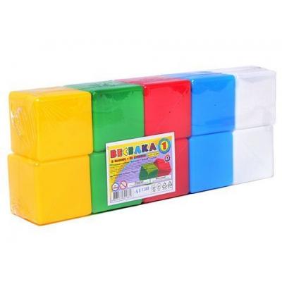 "Іграшка кубики Веселка 1 ТехноК купить в магазине ""Пустун"""