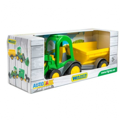 """Игрушечная машинка трактор-багги с ковшом (39349) купить в магазине """"Пустун"""""""