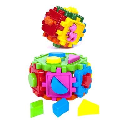 """Набор Сортер шестигранник и сортер куб купить в магазине """"Пустун"""""""