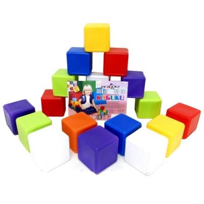 """Набор кубиков купить в магазине """"Пустун"""""""