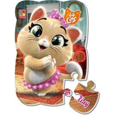 """Пазл магнитный """"44 котенка: Пилу"""" VT3205-87 купить в магазине """"Пустун"""""""