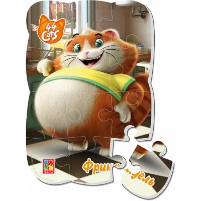 """Пазл магнитный 44 котенка: Пончик купить в магазине """"Пустун"""""""