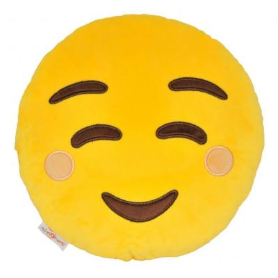 """Подушка эмоджи Smile (ПД-0314) купить в магазине """"Пустун"""""""