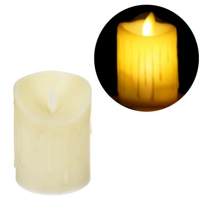"""LED свеча (желтый) SM2621 купить в магазине """"Пустун"""""""