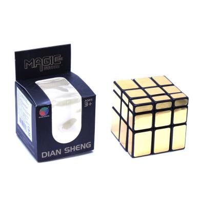 """Кубик рубик Magic Square Cube золотистый купить в магазине """"Пустун"""""""