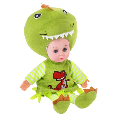 "Мягкая кукла Lovely Doll: Тиранозавр купить в магазине ""Пустун"""