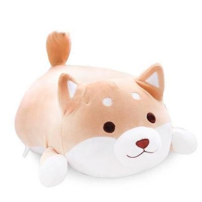 """Плюшевая игрушка Сиба-ину (50 см) коричневая купить в магазине """"Пустун"""""""