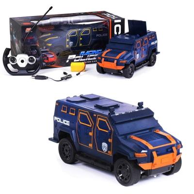 """Внедорожник """"Racing Police"""", оранжевый 666-710NA купить в магазине """"Пустун"""""""