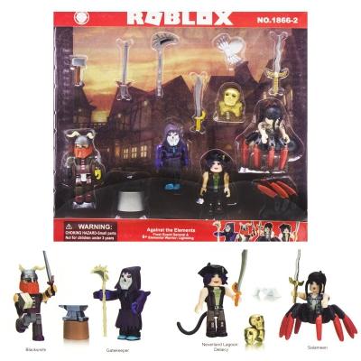 """Набор мини фигурок """"Roblox"""" 1866-2 купить в магазине """"Пустун"""""""