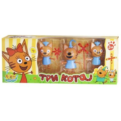 """Набор игрушек """"Три кота"""" PT3018 купить в магазине """"Пустун"""""""
