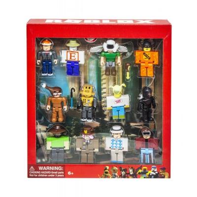 "Набор фигурок ""Roblox"", вид 2 JL19083 купить в магазине ""Пустун"""