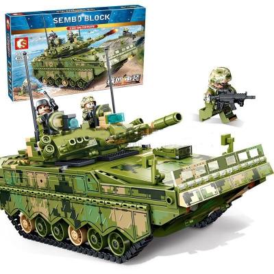 """Конструктор """"Tank"""" 910 деталей 105731 купить в магазине """"Пустун"""""""