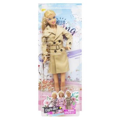"""Кукла """"Defa: Hello Spring"""", бежевый 8425 купить в магазине """"Пустун"""""""