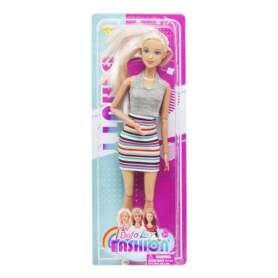 """Кукла """"Defa Lucy"""", в сером 8406 купить в магазине """"Пустун"""""""