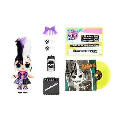 """Набор из двух кукол l.o.l surprise! W1 серии remix hairflip  музыкальный сюрприз (566960-А) купить в магазине """"Пустун"""" Фото 12"""