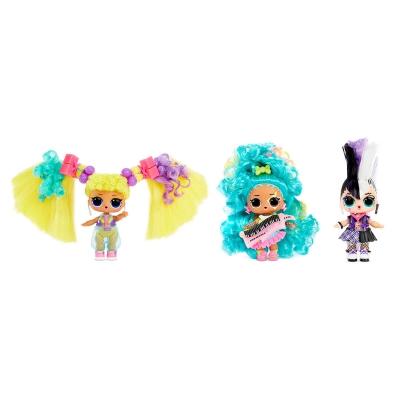 """Набор из двух кукол l.o.l surprise! W1 серии remix hairflip  музыкальный сюрприз (566960-А) купить в магазине """"Пустун"""" Фото 3"""