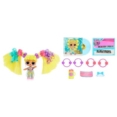 """Набор из двух кукол l.o.l surprise! W1 серии remix hairflip  музыкальный сюрприз (566960-А) купить в магазине """"Пустун"""" Фото 8"""