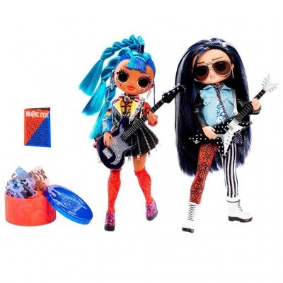 """Игровой набор с двумя куклами l.o.l. Surprise! дуэт (567288) купить в магазине """"Пустун"""""""