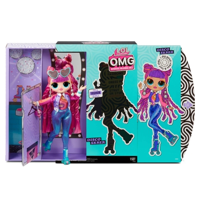 "Кукла l.o.l. Surprise! диско-скейтер с аксессуарами (567196) купить в магазине ""Пустун"" Фото 6"