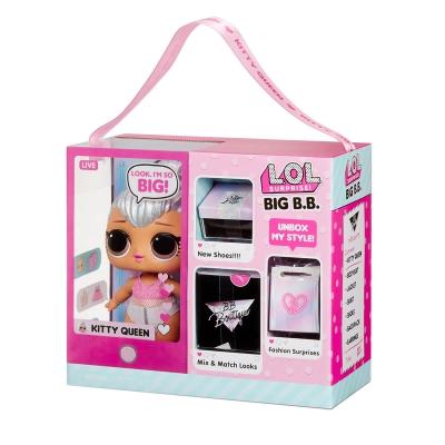 """Игровой набор с мега-куклой l.o.l. Surprise! королева китти (573074) купить в магазине """"Пустун"""" Фото 10"""