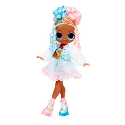 """Игровой набор с куклой L.O.L. Surprise! серии O.M.G. S4 – Леди-Конфетка (572763) купить в магазине """"Пустун"""""""
