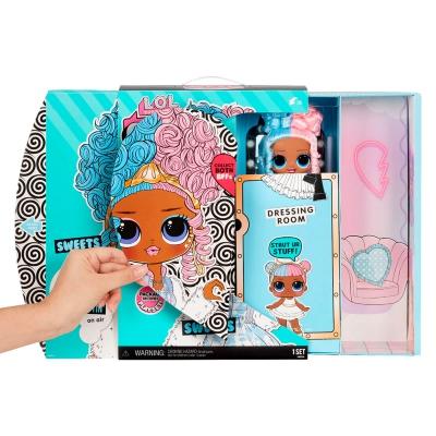 """Игровой набор с куклой L.O.L. Surprise! серии O.M.G. S4 – Леди-Конфетка (572763) купить в магазине """"Пустун"""" Фото 4"""