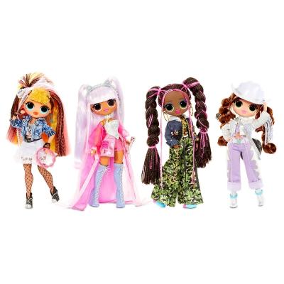"""Игровой набор с куклой L.O.L. Surprise! серии O.M.G. Remix  Леди-Кантри (567233) купить в магазине """"Пустун"""" Фото 11"""