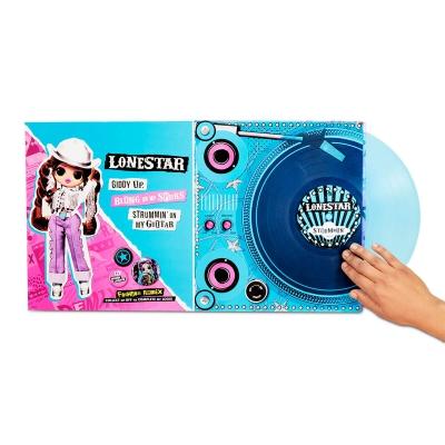 """Игровой набор с куклой L.O.L. Surprise! серии O.M.G. Remix  Леди-Кантри (567233) купить в магазине """"Пустун"""" Фото 6"""