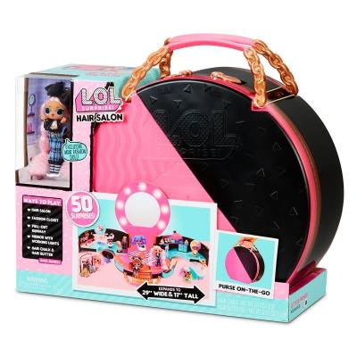 """Игровой набор с куклой L.O.L. Surprise! серии J.K.  Салон красоты (571322) купить в магазине """"Пустун"""" Фото 11"""