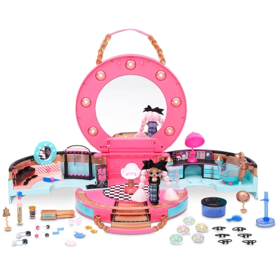 """Игровой набор с куклой L.O.L. Surprise! серии J.K.  Салон красоты (571322) купить в магазине """"Пустун"""" Фото 5"""