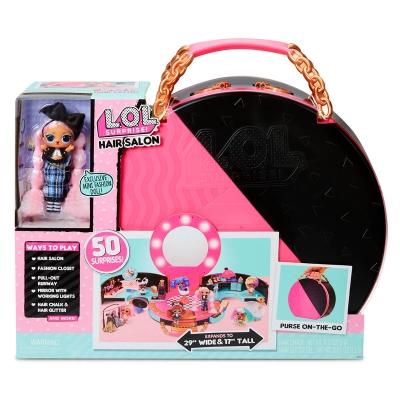 """Игровой набор с куклой L.O.L. Surprise! серии J.K.  Салон красоты (571322) купить в магазине """"Пустун"""" Фото 10"""