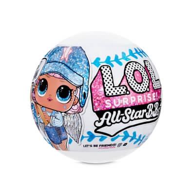 """Игровой набор с куклой L.O.L. Surprise! серии All-Star B.B.s  Спортивная команда (570363) купить в магазине """"Пустун"""""""