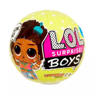 """Игровой набор с куклой L.O.L. Surprise! S3  Мальчики (569350) купить в магазине """"Пустун"""""""