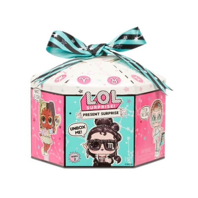 """Игровой набор с куклой L.O.L. Surprise!  Подарок S2 (572824) купить в магазине """"Пустун"""""""