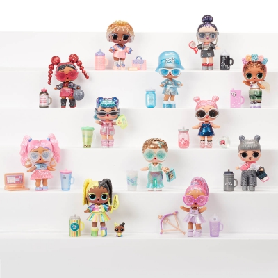 """Игровой набор с куклой L.O.L. Surprise!  Подарок S2 (572824) купить в магазине """"Пустун"""" Фото 6"""