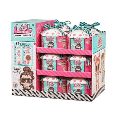 """Игровой набор с куклой L.O.L. Surprise!  Подарок S2 (572824) купить в магазине """"Пустун"""" Фото 8"""