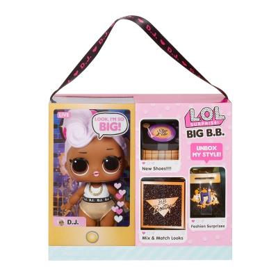 """Набор с мега-куклой L.O.L. Surprise! серии Big B.B.Doll – Диджей (573067) купить в магазине """"Пустун"""" Фото 2"""