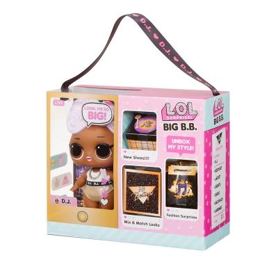 """Набор с мега-куклой L.O.L. Surprise! серии Big B.B.Doll – Диджей (573067) купить в магазине """"Пустун"""" Фото 9"""