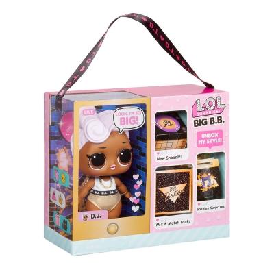 """Набор с мега-куклой L.O.L. Surprise! серии Big B.B.Doll – Диджей (573067) купить в магазине """"Пустун"""" Фото 10"""