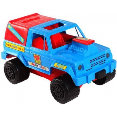 """Машинка TIGRES Джип (39008) купить в магазине """"Пустун"""""""