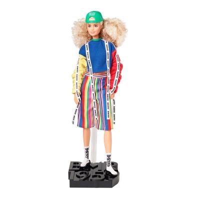"""Коллекционная кукла Barbie «BMR 1959» кудрявая блондинка (GHT92) купить в магазине """"Пустун"""""""