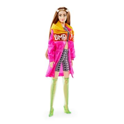 """Коллекционная кукла Barbie «BMR 1959» в цветной ветровке (GNC47) купить в магазине """"Пустун"""""""