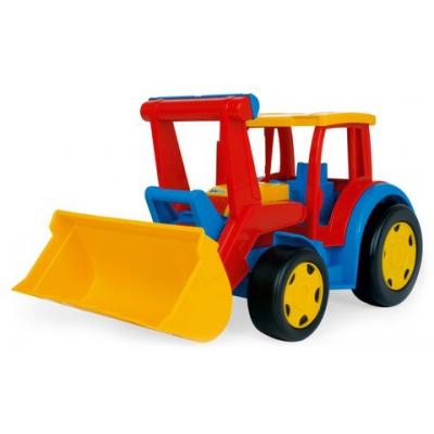 """Трактор-каталка WADER с ковшом Гигант (66000) купить в магазине """"Пустун"""""""