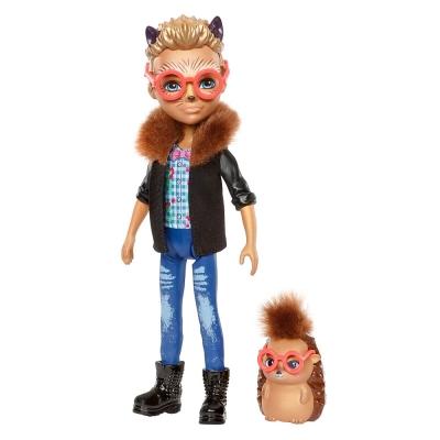 """Кукла Enchantimals Ежик Хиксби (FJJ22) купить в магазине """"Пустун"""""""