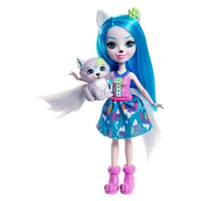 """Кукла Enchantimals Волчонок (FRH40) купить в магазине """"Пустун"""""""